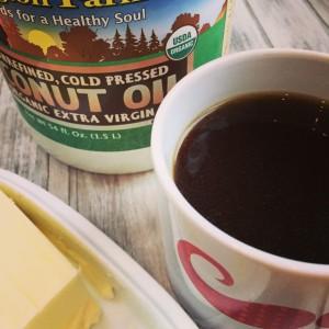 Bulletproof Coffee by Heather