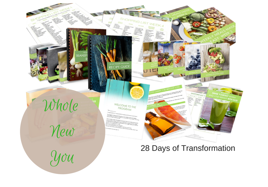 Whole NewYou28 Days ofTransformation